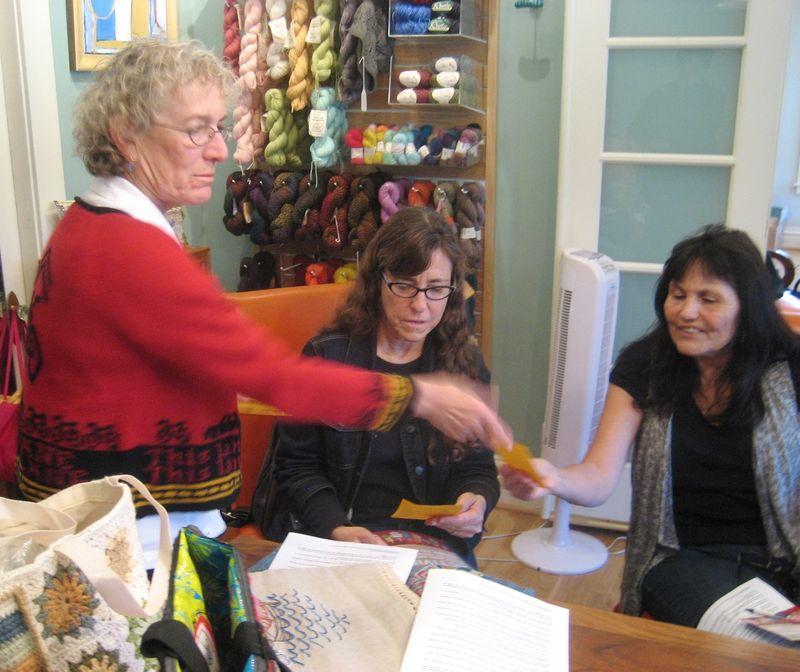 Joan-Knitters